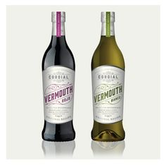 Craft Vermouth Packaging | 99designs