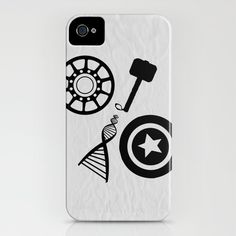 The Avengers Case iPhone 4 / 4S