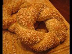 Легендарные турецкие бублики (Simit). Теперь готовлю их всегда!