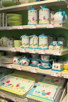 Cute range of tableware in stock at Bandon and Kinsale Home And Garden Store, Garden Painting, Range, Tableware, Building, Diy, Scrappy Quilts, Cookers, Dinnerware