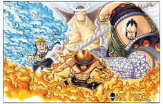 image One Piece fan-art One Piece Fan Art, Anime One Piece, One Piece Images, One Piece Latest Chapter, Anime Demon, Anime Manga, Anime Expo, One Piece English Sub, Animated Cartoons