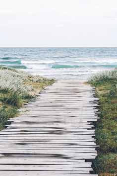 lead me to the beach
