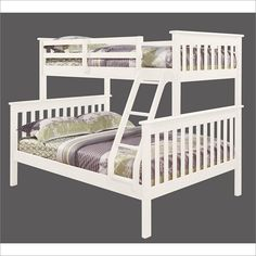 www.furniturefirm.com donco_twin_over_full_mission_bunk_bed_in_white-35097.aspx