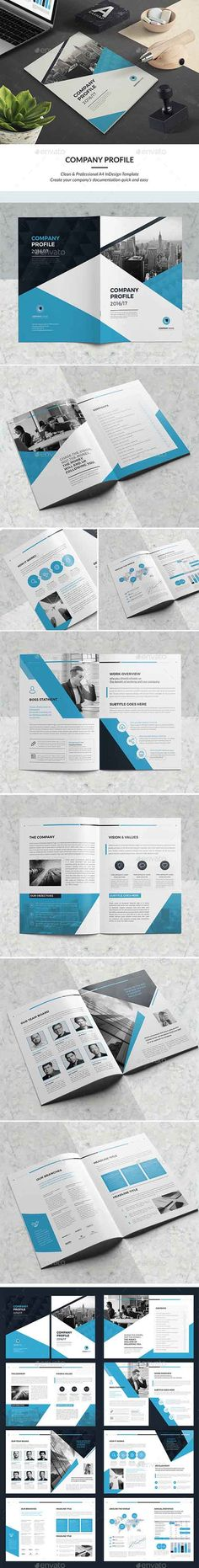 Company Profile Brochure Template Brochure Template Company