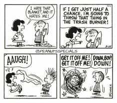 Lucy Van Pelt and Linus Van Pelt First Appearance (March Calvin And Hobbes Comics, Snoopy Comics, Cute Comics, Funny Comics, Linus Van Pelt, Lucy Van Pelt, Peanuts Cartoon, Peanuts Snoopy, Snoopy Cartoon