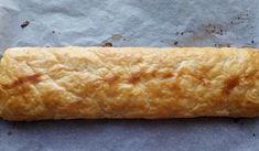 Jak upéct slaný závin se zelím   recept na slaný závin z listového těsta Hot Dog Buns, Hot Dogs, Bread, Fit, Ethnic Recipes, Shape, Brot, Baking, Breads