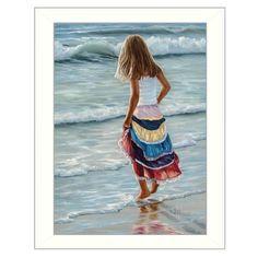 <li>Orientation: Vertical</li> <li>Subject: Nautical, Children, Sea and Shore</li> <li>Type: Framed Art, Print</li>