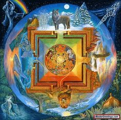Beautiful Native Spiritual image