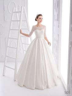 Gorgeous lace wedding dress long sleeve wedding by soniaandbrides