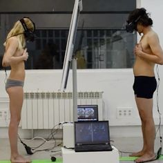 Virtual reality headset by BeAnotherLab lets users try swapping gender [Virtual Reality: http://futuristicnews.com/tag/virtual-reality/ Augmented Reality: http://futuristicnews.com/tag/augmented-reality/]