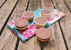 Home made Reece's Peanut Butter Cups