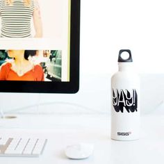 yay sigg bottle Sigg Bottles, Back To School, Water Bottle, Cool Stuff, Drinks, Diy, Mood, Design, Projects