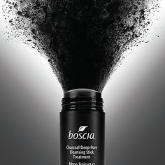 charcoal deep cleansing stick.