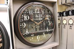 Decorative Clock (available only in stores) Click image to see weekly ad