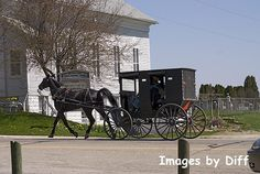 Ohio Counties with Amish | Amish Country in Burton County, Ohio