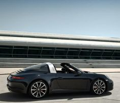 #Porsche Blows the Top Off Retro-Sexy 911 #Targa, Priced from $101,600. What do you think?