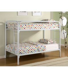 Found It At AllModern   Fields Twin Over Twin Bunk Bed With Built In  Ladder. Find This Pin And More On Modern Furniture Brooklyn NY ...