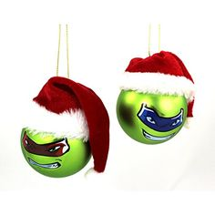 TMNT Ninja Turtles Kurt Adler 2 pc Ornament Set Kurt S. Adler http://www.amazon.com/dp/B00PIW7AGW/ref=cm_sw_r_pi_dp_4a4Cub0644C2A