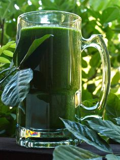 Green Juices help to #detox you.