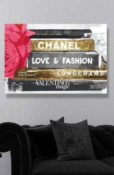 Oliver Gal Gallery - Ideals of Style Night Canvas Wall Art