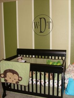 Baby Information Pregnancy Room Themes Rooms Striped Walls Tiny Bathrooms Maternity Fashion Decor