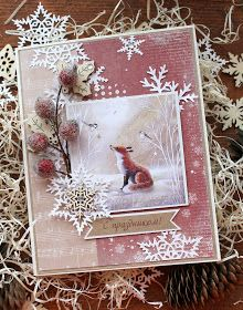 NN-блог: Предновогоднее Xmas Cards Handmade, Handmade Tags, Handmade Decorations, Handmade Christmas, Christmas Cards 2018, Christmas Tag, Christmas Themes, Christmas Crafts, Mixed Media Cards