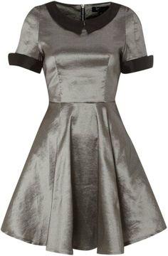 £20 metallic party dress