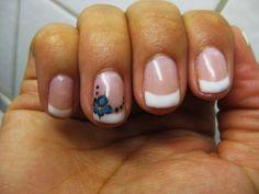 French nail design #nails