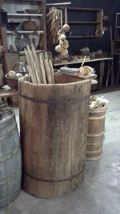Cabin Creek 1812 Barrels & hornbeams
