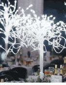 "lots of LED branches:  48"" Battery Operated 20  Branches   91 White LED Lights  Bendable    $52.19  (use with   BPP-3201-3 battery pack )"