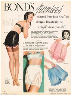 Vintage Lingerie Ad from the and Lingerie Retro, Jolie Lingerie, Classic Lingerie, Luxury Lingerie, Lingerie Photos, Nylons, Vintage Fur, Retro Vintage, Vintage Stuff