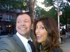 "'Totally miss Jennifer Esposito on Blue Bloods'... .. ""I'll agree on that!""... Breaks my heart every time..."