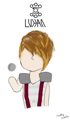 So I got this app for my tablet  AutoDesk SketchBook3 > and I was playing around with it, when I realised I could do great hair with pencil tool, so thus our deer LuHan was drawn... I'll work on making the clothes better. LuHan from MAMA era, next will be D.O, also from MAMA era... D.O is requested from my sister. You guys can request who will be after D.O... Oh, please no saying this is yours, you can repin it/save it/like it/whatever, just don't say it's yours, I worked hard on…