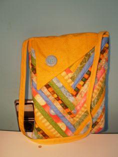 bolso patchwork