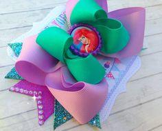 ARIEL  poco cumpleaños  arco de la Sirenita  Ariel traje de