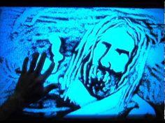 Jesus Loves Me Sand Art  - Solo piano arrangement by Bill Wolaver & Silverpiano.mov