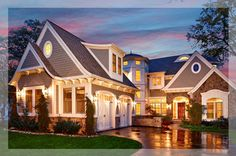 VanBrouck and Associates, Luxury Home Design Services, Michigan Custom Home Builders, Bloomfield MI Custom Home Plans, Custom Home Builders, Custom Homes, House Builders, Style At Home, Cape Cod Style House, Home Designer, Haus Am See, Residential Architect