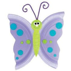 Paper Plate Crafts 339177415661029895 - Butterfly made with plate, felt or colored construction paper, fuzzy stick, wiggle eyes Source by sylvielafoncapu Kids Crafts, Bug Crafts, Daycare Crafts, Classroom Crafts, Summer Crafts, Toddler Crafts, Easter Crafts, Projects For Kids, Craft Projects