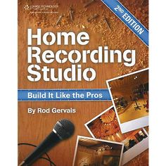 Home recording studio build it like the pros download