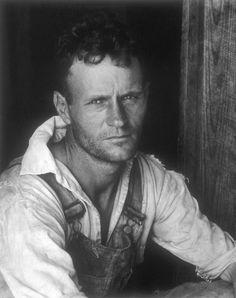 Walker Evans - Alabama Tenant Farmer