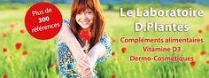 Le Laboratoire D.Plantes élabore et conçoit des compléments alimentaires destinés à apporter confort et bien-être au quotidien en complément d'une alimentation équilibrée. Digestion, mémoire, stress, nuits agitées, énergie, anti-oxydant, cholestérol, beauté, forme… D.Plantes vous offrira des solutions naturelles innovantes et de qualité.De plus, l'enseigne est experte en vitamine D (plus de 80% de la population … The post Rejoignez le nouveau programme D.Plantes ! appeared first on Blog…