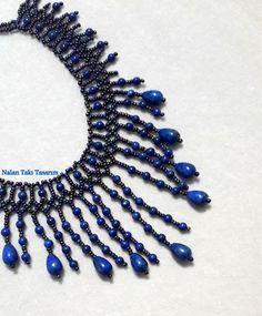 Lapis Lazuli   Nalan Takı Tasarım