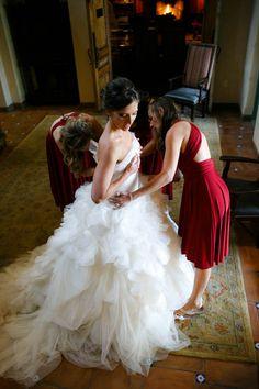 San Diego Style Weddings: Wedding Wednesday: Casey & Nick April 26, 2014 - Santaluz Club - Photography by Joseph Mathew Photography