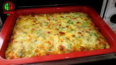 Με μόνο τρία κουτάλια αλεύρι! το πιο υγιεινό μπρόκολο λαχανικών στον κόσ... Vegetarian Recipes Dinner, Kitchen Recipes, Vegetable Recipes, Dinner Recipes, Cooking Recipes, Healthy Recipes, Healthy Vegetables, Veggies, Easy Lasagna Recipe