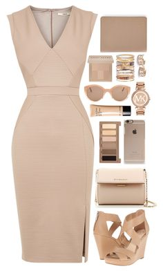 """Untitled #265"" by noonemore ❤ liked on Polyvore featuring Oasis, Jessica Simpson, Givenchy, Illesteva, Michael Kors, Urban Decay, Incase, Bobbi Brown Cosmetics, Ashley Pittman and Van Cleef & Arpels"