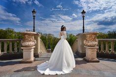 Wedding dress Inessa photo 4