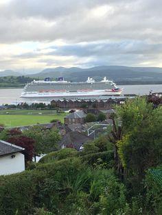 P&o Cruises, Cruise Ships, Boats, Dolores Park, Ocean, Travel, Cruises, Viajes