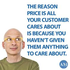 What do you promote in your marketing message? Low cost? affordable? Is that what you want to known for is low cost (aka Walmart)?