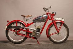 1937/46 Jawa Robot Single Cylinder AIr-Cooled 100cc Two-Stroke Engine