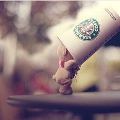 Starbucks! Love it!